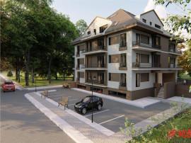 Apartament 3 camere Tractorul bloc nou