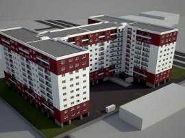 Apartament 3 camere / 2 bai Metrou (600m)
