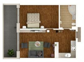 Apartament 2 camere, 65mpc, Mamaia Nord, Promenada
