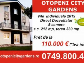 Vila 5 camere Otopeni - 151 vile individuale - 0% comision