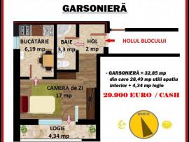 GARSONIERA DECOMANDATA