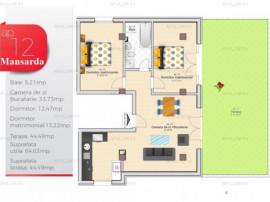 Apartament cu 3 camere | Terasa 44mp | Prelungirea Ghencea-