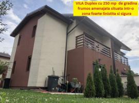 VILA Duplex cu 250 mp de gradina frumos amenajata