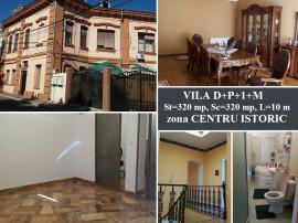 Vila D+P+1+M, zona Centru Istoric ~ ID:3985