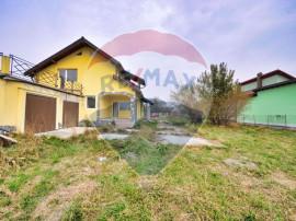 Vila cu 5 camere, 2 garaje, teren 5800 mp