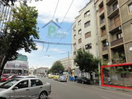 Spatiu comercial parter, Piata Romana, bd-ul Dacia, stradal