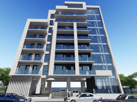 Statiunea Mamaia - Apartament cu 2 camere cu vedere la LAC