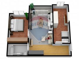 Alegerea potrivita | Apartament 3 camere 54mpu