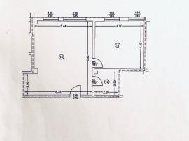 Apartament 2 camere 65mp usor transformabil Tazlau