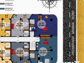 Mamaia Nord Apartament 2 camere frontal la mare