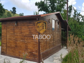Cabana de lemn de in Sebes zona Rapa Rosie