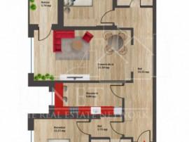 Apartament 3 camere -AFI Cotroceni - NearCenter Residence Pl