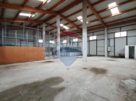 Hala productie/depozitare, zona Gara, Vlad Tepes