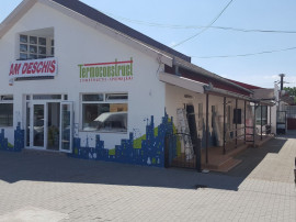 Spatiu pt. birouri&curte betonata- loc.Pecica, jud Arad