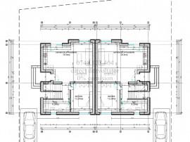 Duplex 4 camere, 3 bai, 1dormitor pe parter, Bragadiru