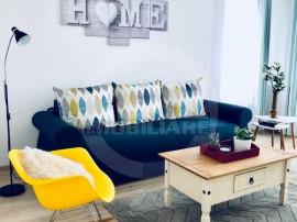 Apartament 2 camere, 53mp, imobil nou, mobilat modern