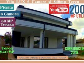 Vila Lux cu 6 Camere in Tartasesti
