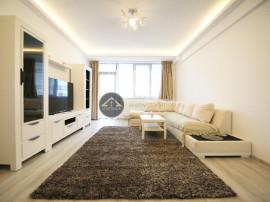Apartament mobilat 3 camere cu parcare subterana