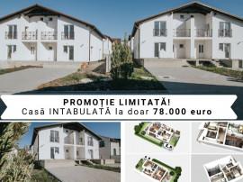 Promo!Casa 4 camere -INTABULATA- tip duplex - locatie premiu