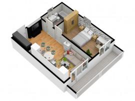 Apartament cu 2 camere | Direct dezvoltator | Comision 0%