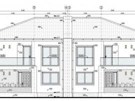 Casa/duplex 5 camere,120 mp de in Sannicoara