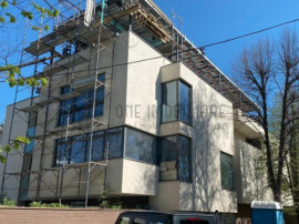 Office Building Kiseleff | S+P+2 | 1400mp | Gradina | Garaj