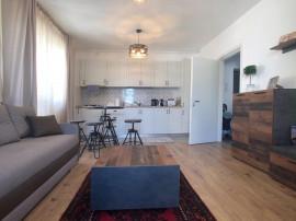 Parcul Carol, bloc nou, apartament complet mobilat si utilat