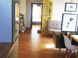 Barbu Vacarescu (adiacent), Apartament 2 cam mobilat/utilat