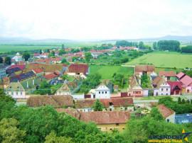 51.500 teren, sub trama Legendei Cavalerului teuton, Halchiu