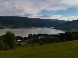 Teren Colibita-2,68HA- Panorama superba lac- 800m de Delice