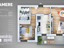 Apartament 2 camere Grand Arena avans 5%