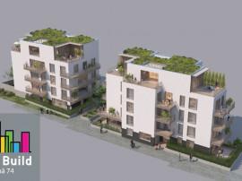 Apartament 3 camere Polona 74 - 86mp utili