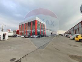 Spatiu industrial in suprafata de 500 mp in zona Bucurest...