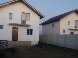 Casa individuala P+1E+Pod-5 camere, dormitor la parter,420 m