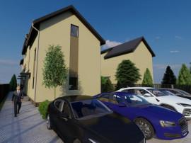 Casa P+1+M, curte libera 120 mp-Popesti.