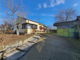Casa cu 3 camere si teren Butimanu Dambovita