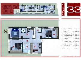 PROMO Apartament 4 Camere + Terasa 50 mp Titan - Theodor Pal
