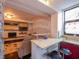 Vanzare apartament 3 camere in vila, mobilat si utilat
