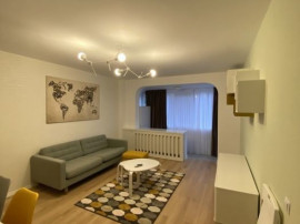 Sala Palatului,Cismigiu,apartament3 camere,mobilat,utilat.