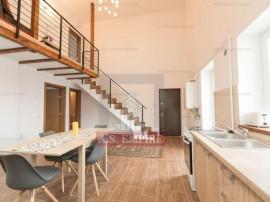 Ap.3 camere(Penthouse) mobilat/utilat - zona Tractorul