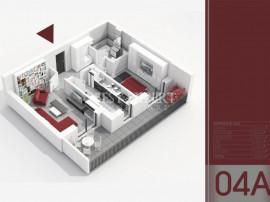 Apartament 2 camere superb Balcon 15 mp Avans de la 15% Tita