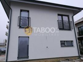 Casa individuala 130 mp utili in Sibiu zona Tilisca
