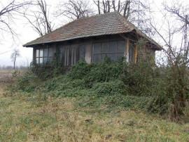 Casă 2 camere 47mp cu 5.086mp teren sat Bretea Mureșană