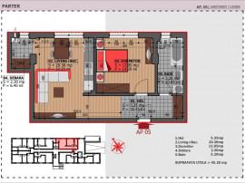 Apartament 2 Camere - Soseaua Oltenitei