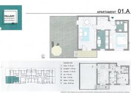 7 min Metrou Nicolae Teclu - Apartament 2 camere Titan - ...