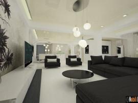 Penthouse cu loc de parcare bonus Titan - Metrou N Teclu