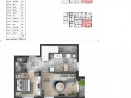 Duplex 4 camere Titan - Metrou Nicolae Teclu, Pallady