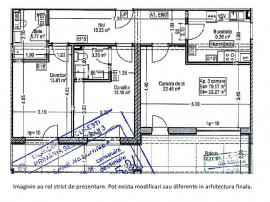 Apartament 3 camere - Auchan Titan - Parcul Teilor