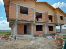 Casa tip CUB, cu 4 camere, pod depozitare-teren generos