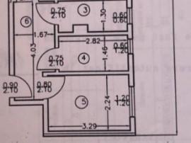 Apartament cu 3 camere, confort 2,Vest-Baraolt